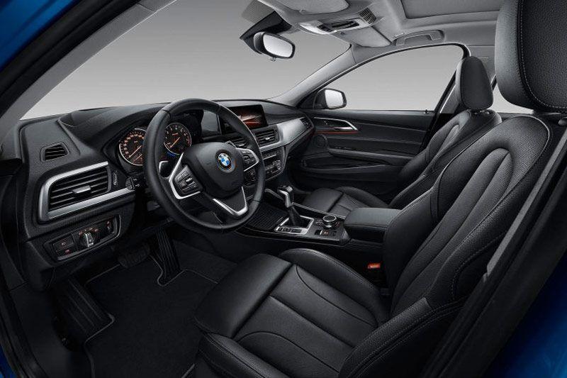 Interior BMW 1 Series Sedan