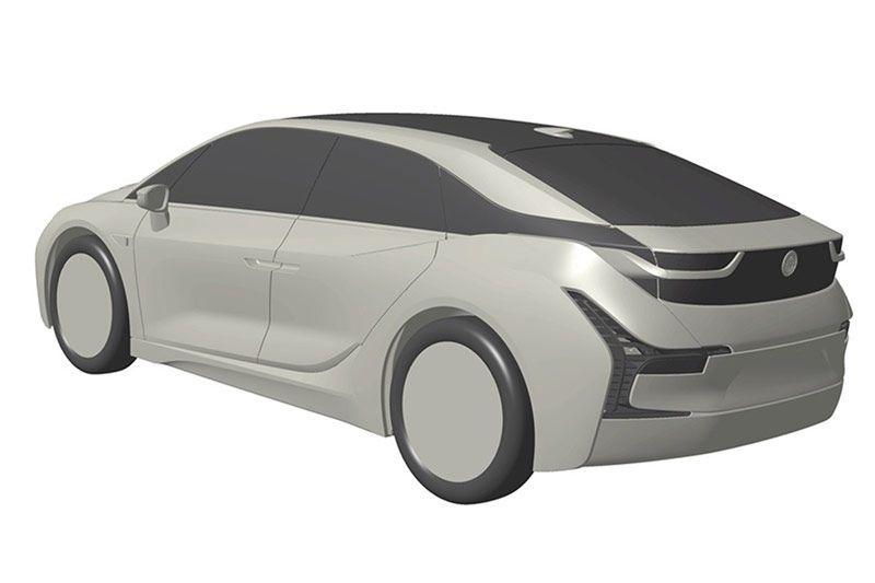 BMW Patenkan Gambar Mobil Hybrid Baru