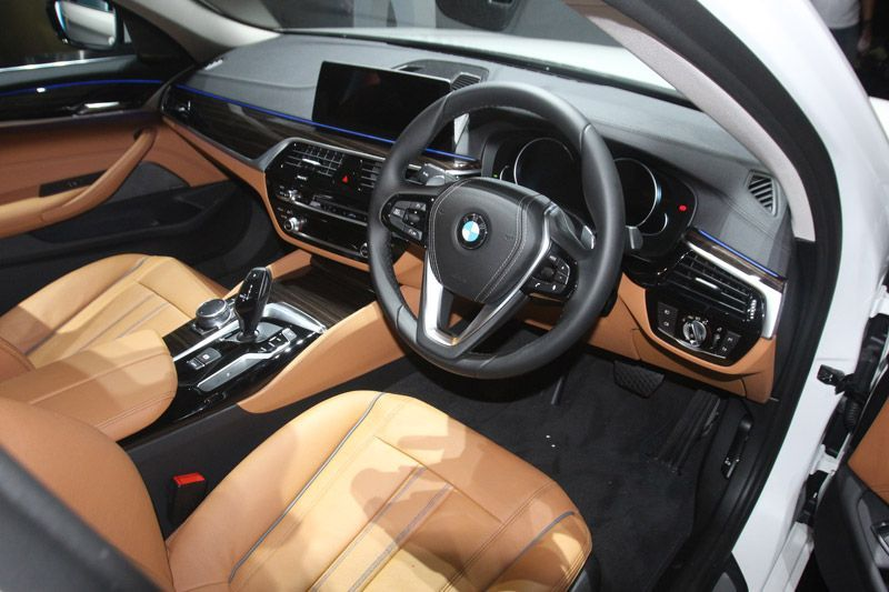 Beda All-new BMW Seri 5