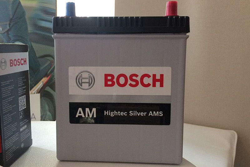 Bosch Hightech Silver AMS
