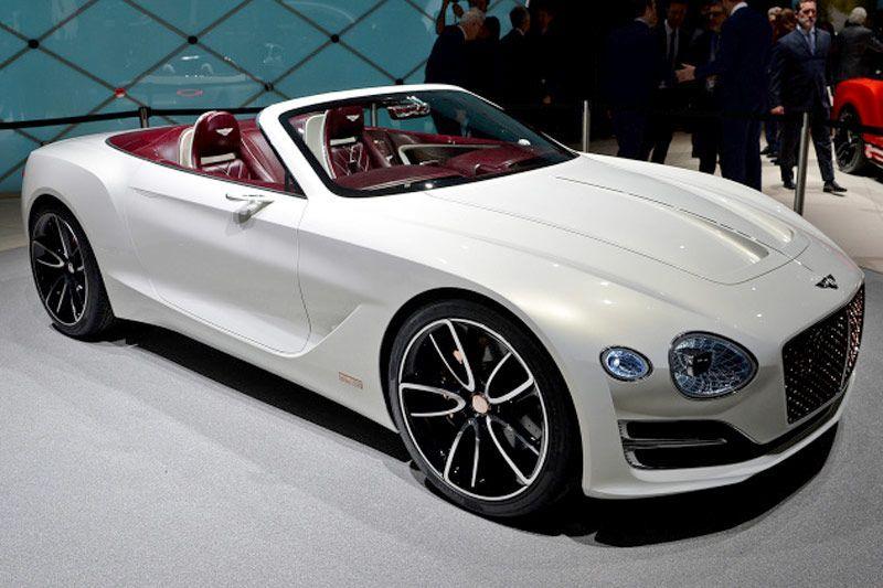 Bentley EXP 12 Speed 6e di Geneva Motor Show 2017