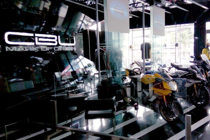 CBU Yamaha