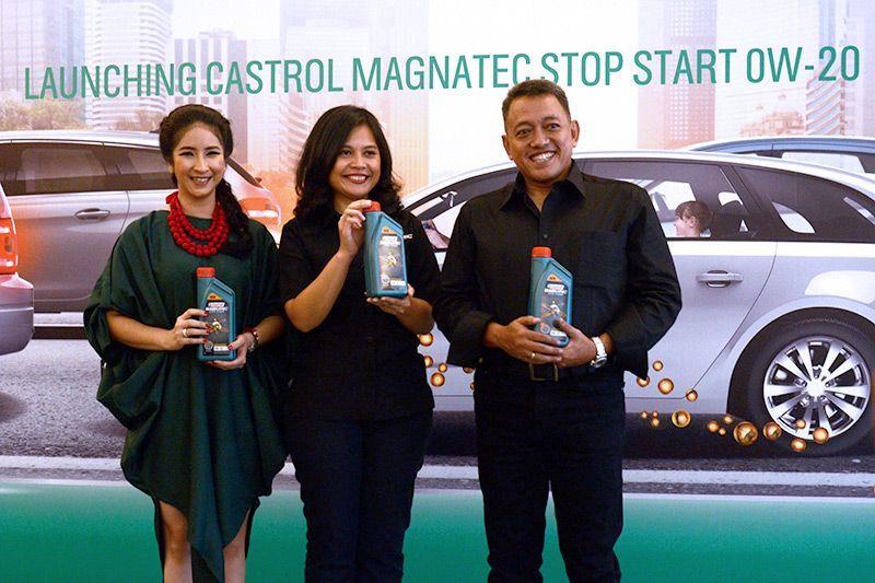 Castrol Magnatec Stop-Start 0W-20