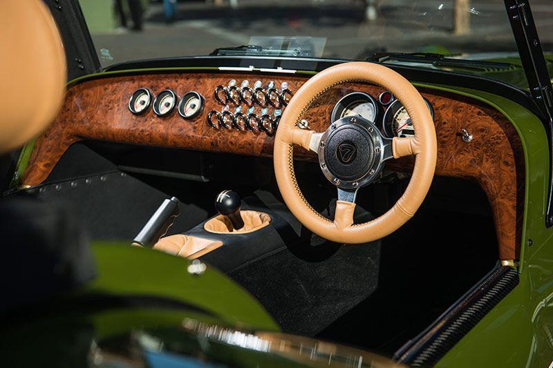 Roadster Caterham 420S