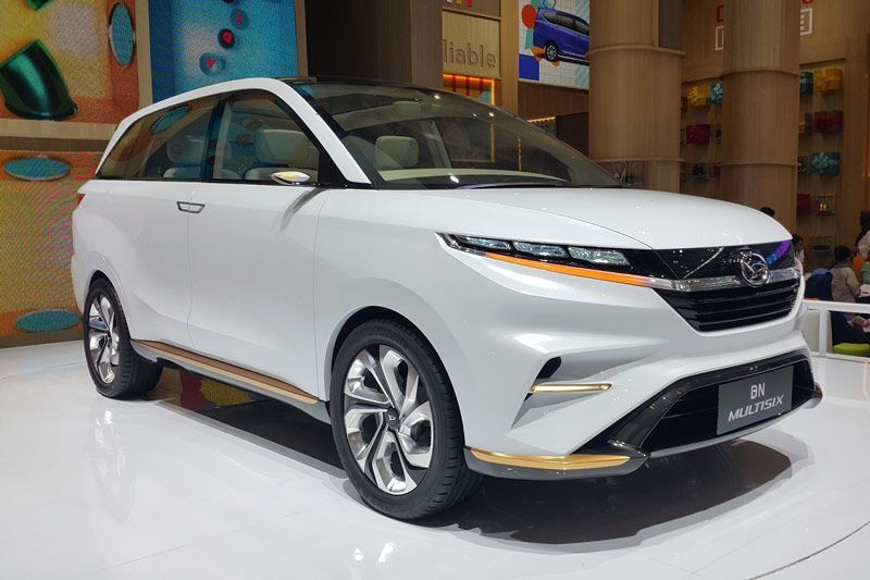 Mobil konsep DN Multisix