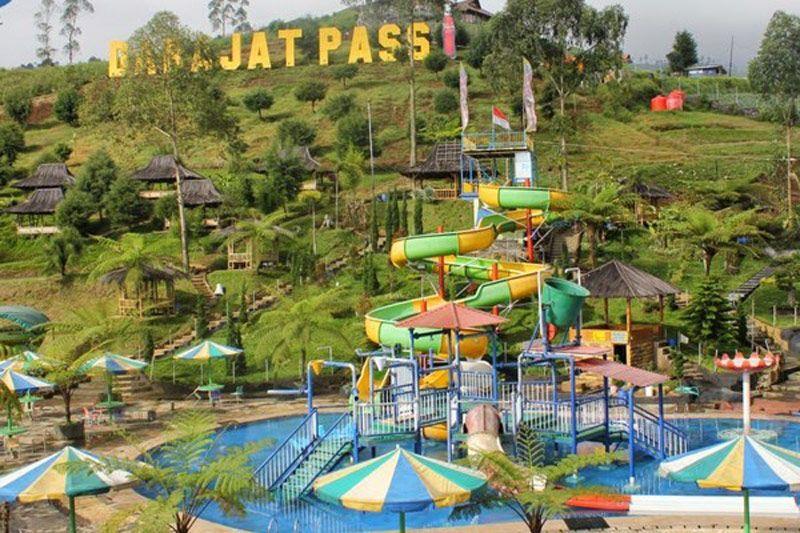 Darajat Pass, Garut