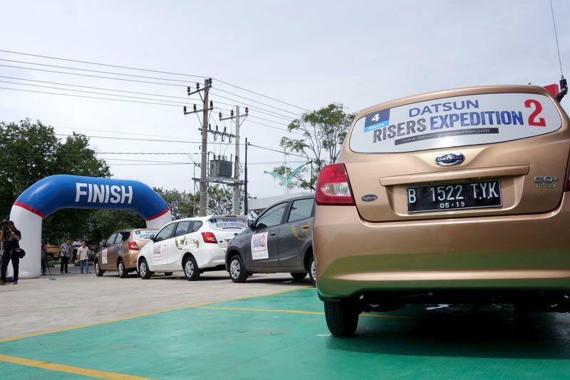 Datsun Risers Expedition 2