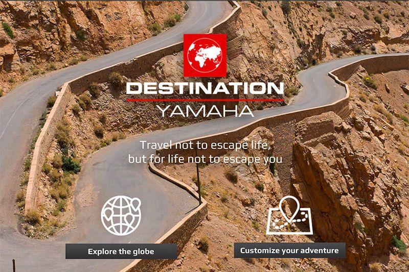 Destination Yamaha