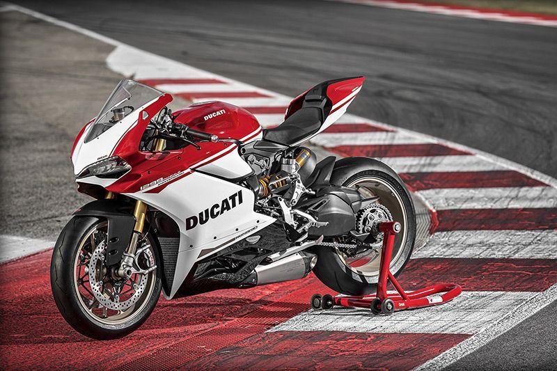 Ducati 1299 Panigale S Anniversario Edition
