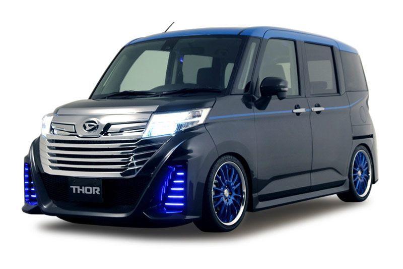 Daihatsu THOR Grand Custom GIIAS 2017