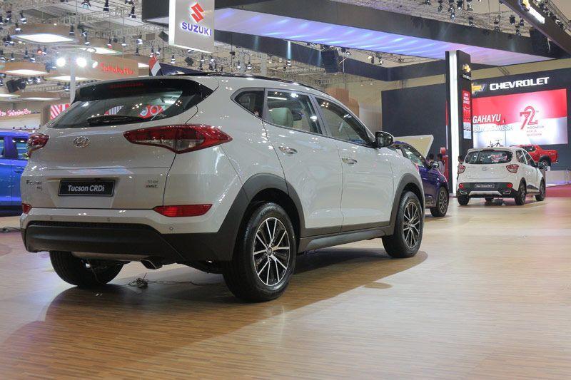 All-new Hyundai Tucson CRDi