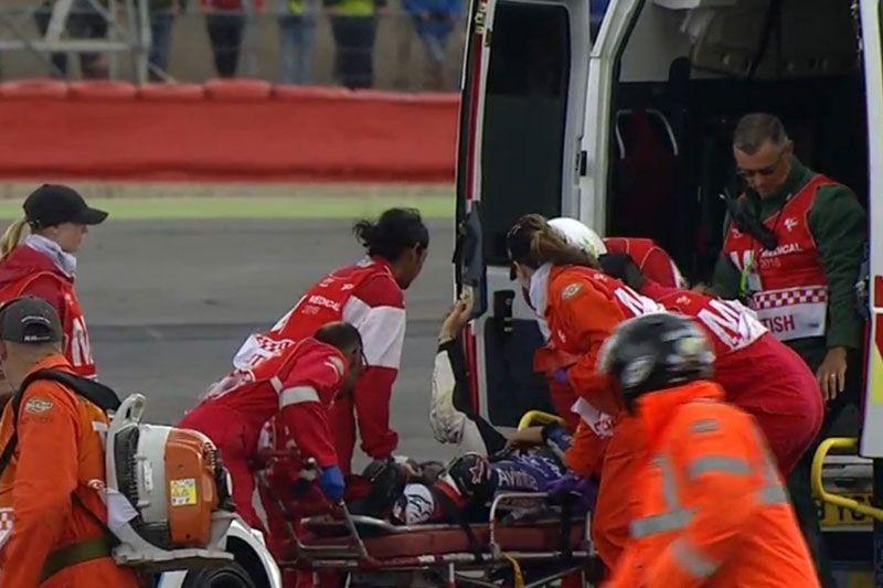 Kecelakaan MotoGP