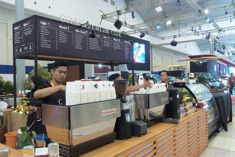 GIIAS Premium Cafe