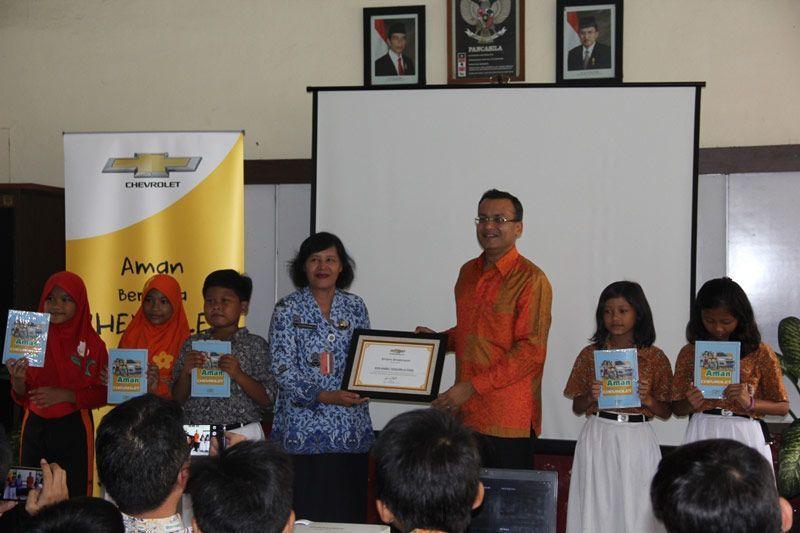 GM Indonesia Edukasi Keselamatan di Jalan