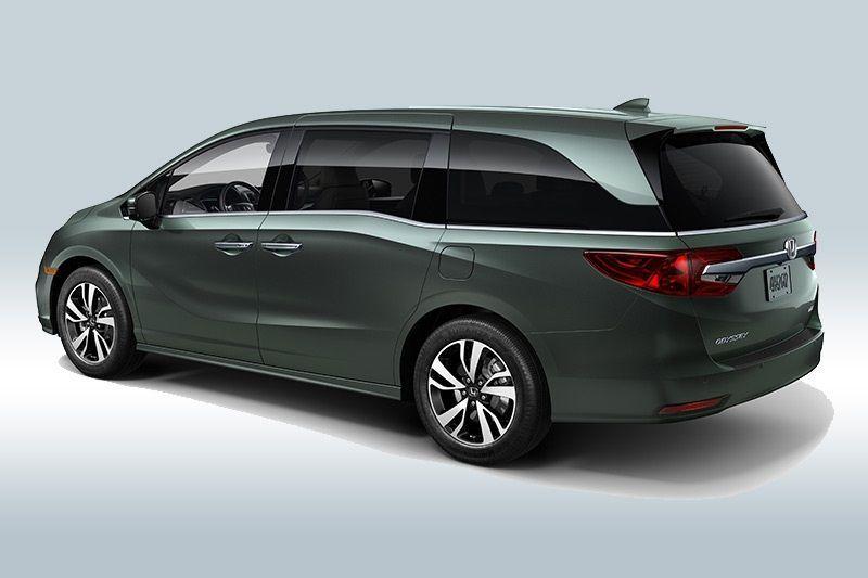 Generasi Kelima Honda Odyssey