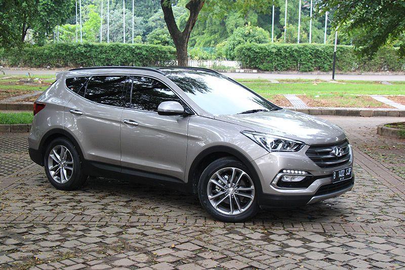 2016 Hyundai Santa Fe >> Menikmati Kemewahan Hyundai Santa Fe 2016 Review Mobil