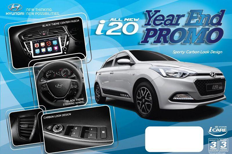 Hyundai Segarkan i20
