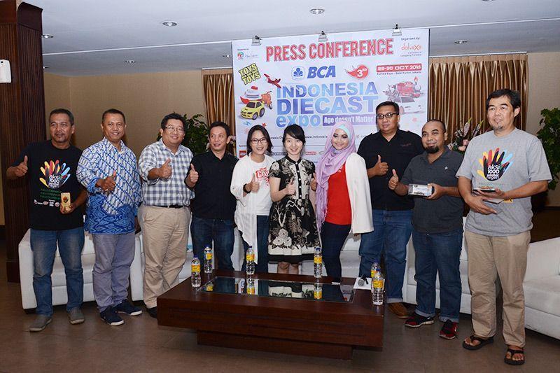 indonesia diecast expo 2016