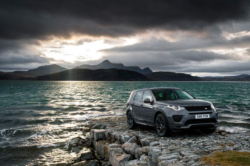 New Land Rover Discovery dan Range Rover Evoque