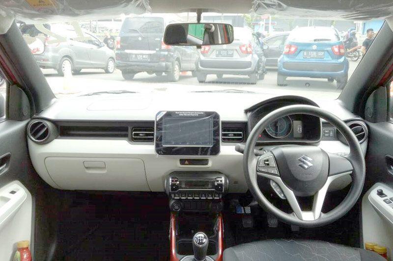 Menyelami Interior Suzuki Ignis