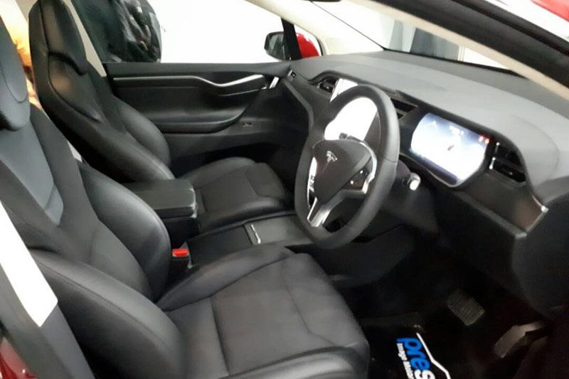 Harga Tesla Model X Di Indonesia Setara 163 Motor Listrik Viar Mobil Baru Otospirit Com