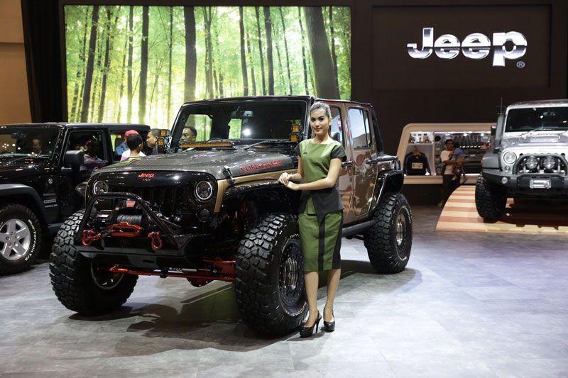 Jeep  Wrangler Cliffhanger Edition