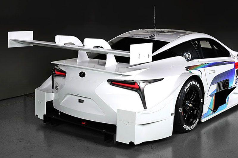 Lexus LC500 Super GT