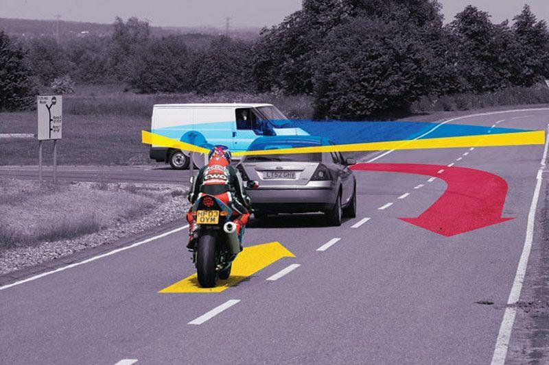Kesalahan Pemotor yang Harus Dihindari di Jalan