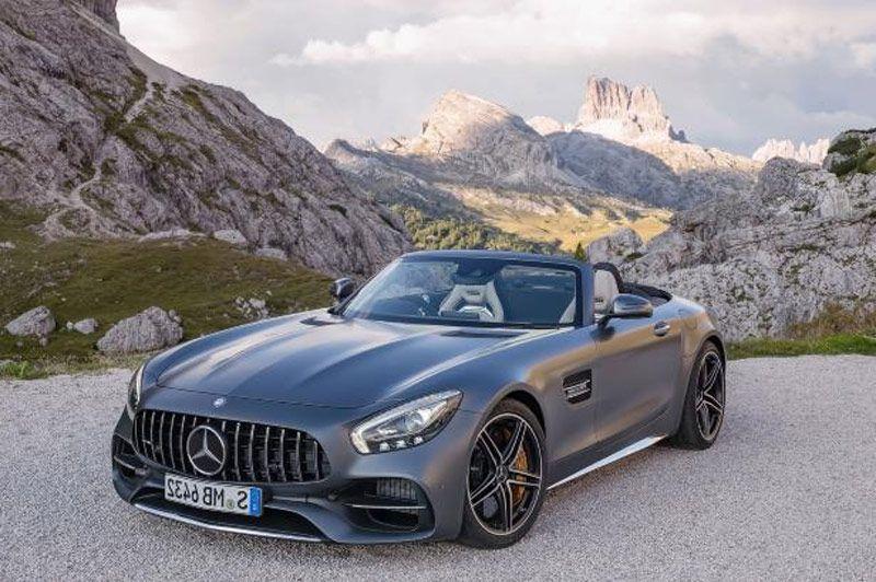 Mercedes-AMG GT Roadster & GTC