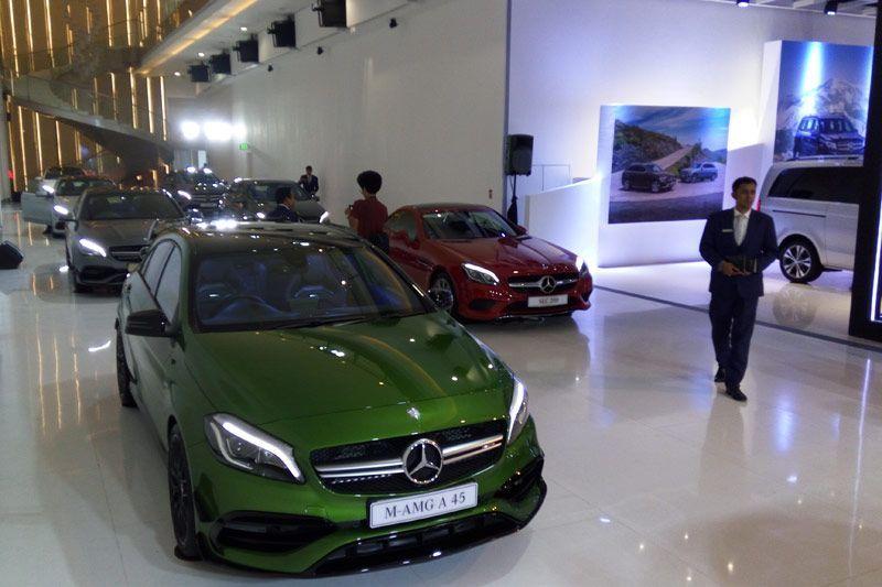Mercedes-Benz Star Expo 2016