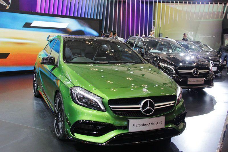Mercedes-Benz Indonesia (MBI)