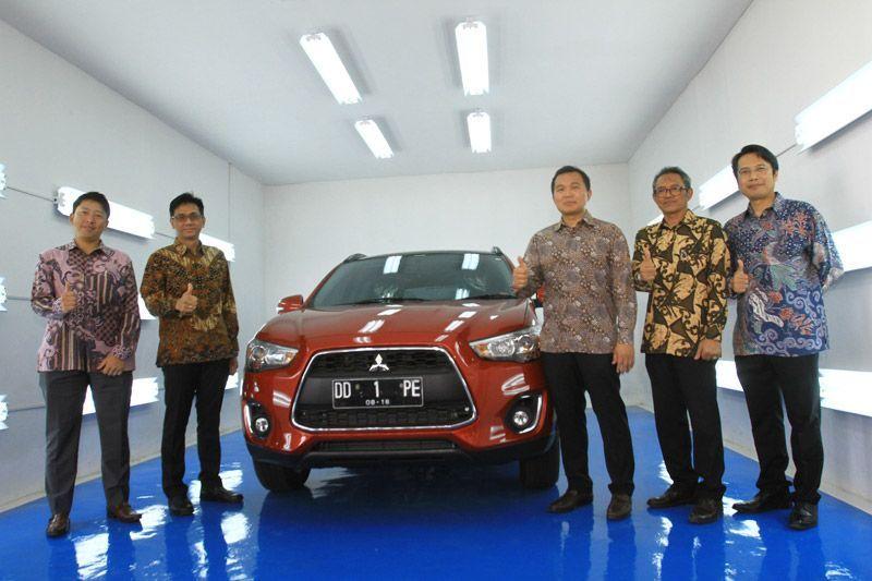 Mitsubishi Hadirkan Dealer 3S