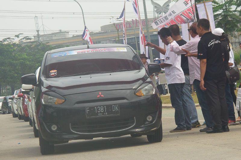 Mitsubishi City Rally