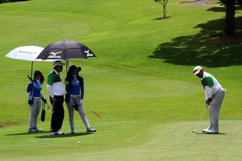 Mitsubishi Fuso Golf Tournament