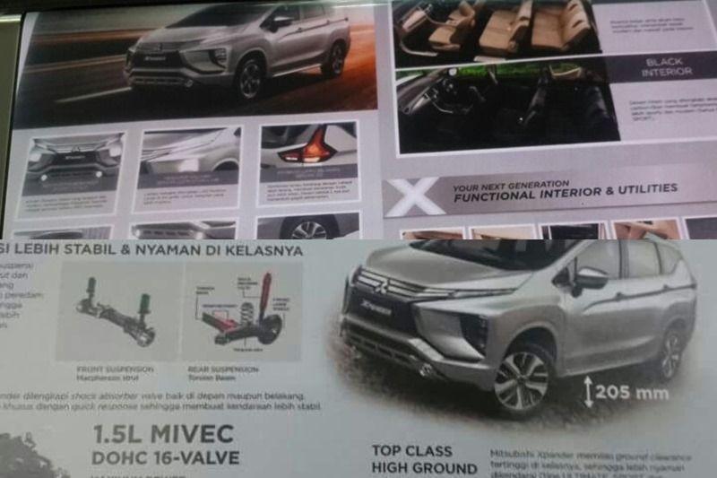 Small MPV Mitsubishi