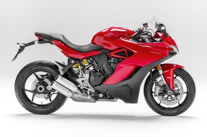 New Ducati SuperSport 939