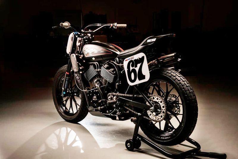 New Harley-Davidson XG750R