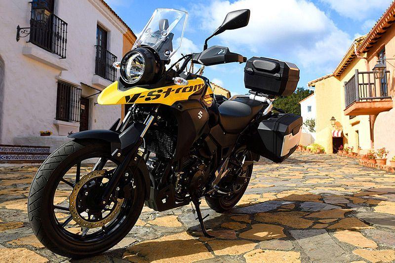 New Suzuki V-Strom 250