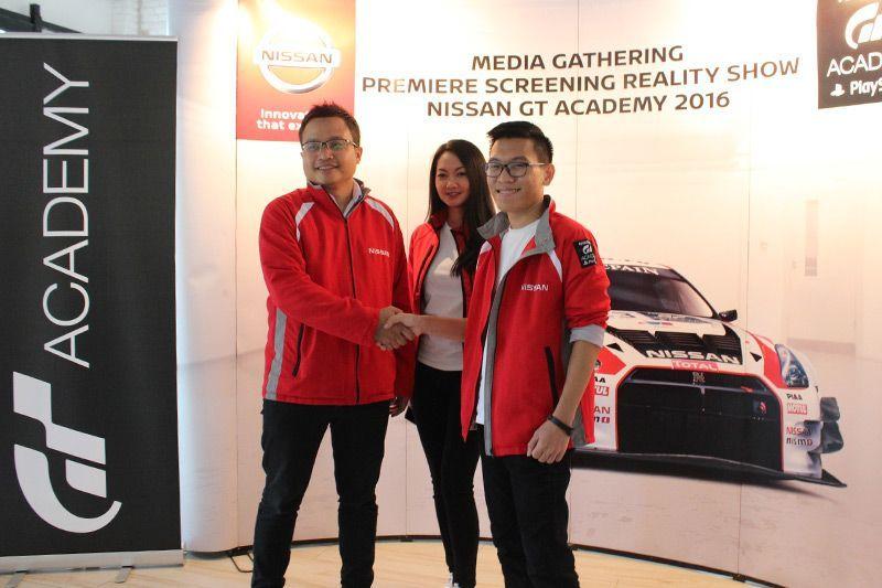 Nissan GT Academy 2016