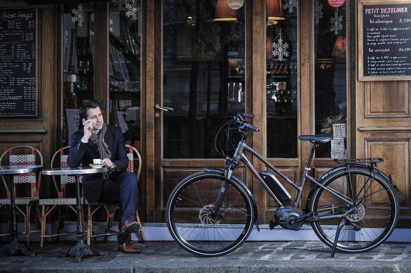 Sepeda Listrik Peugeot