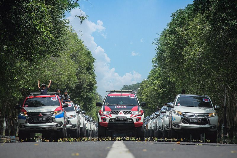 Pajero Indonesia ONE