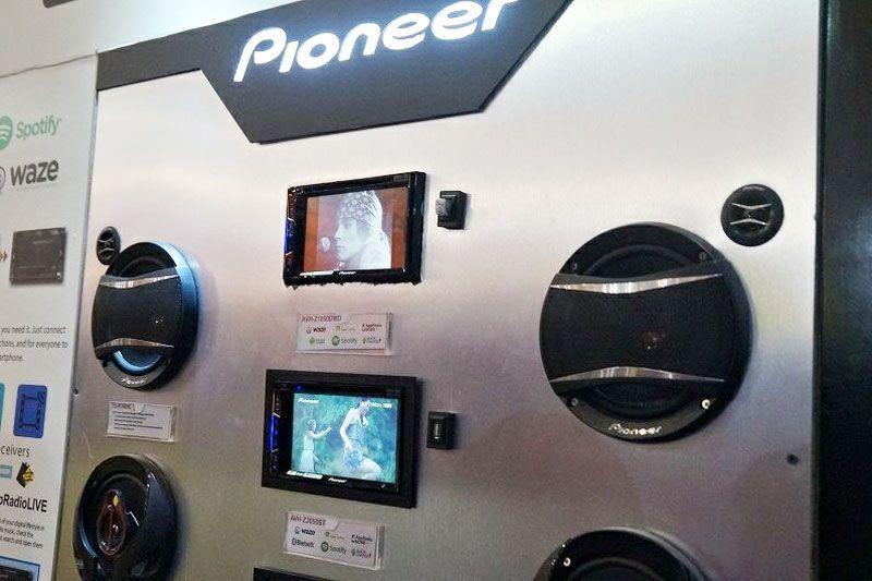 Pioneer Hadirkan Amunisi Baru
