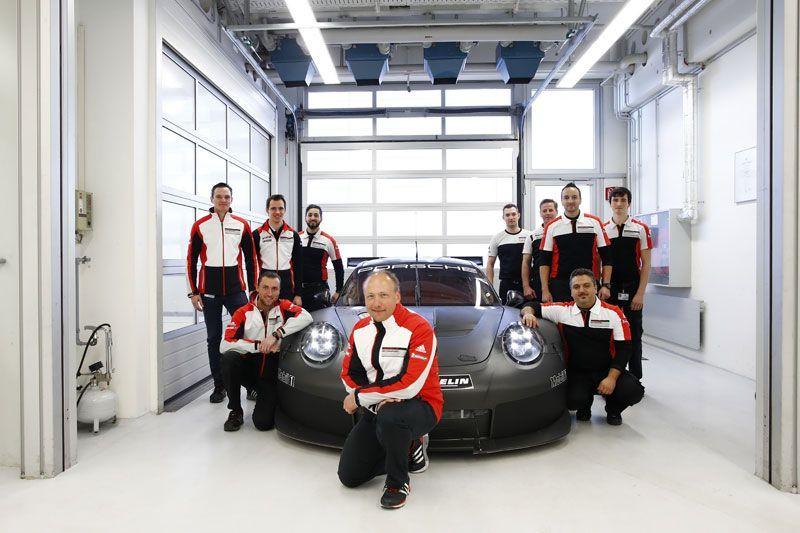 Suksesor 911 RSR