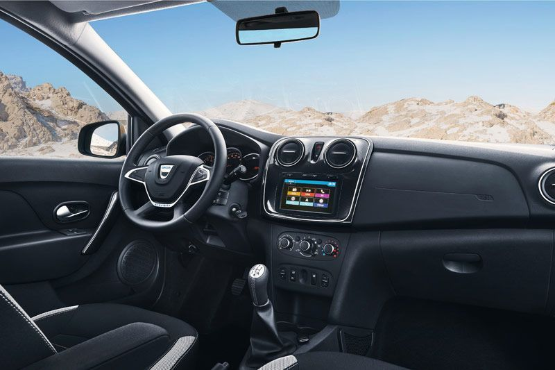 New Renault Dacia Logan MCV
