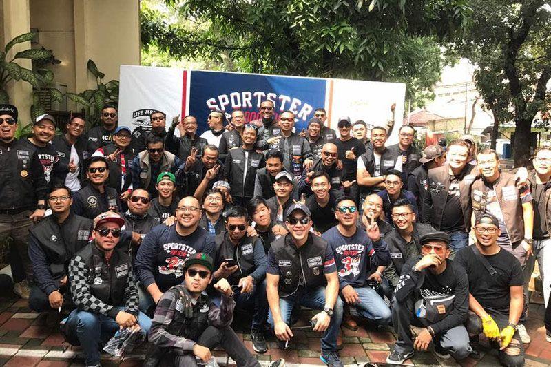 Sportster Indonesia Rayakan Ulang Tahun ke-3