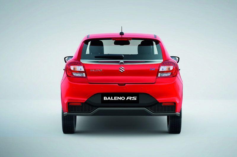 Suzuki Baleno RS diluncurkan