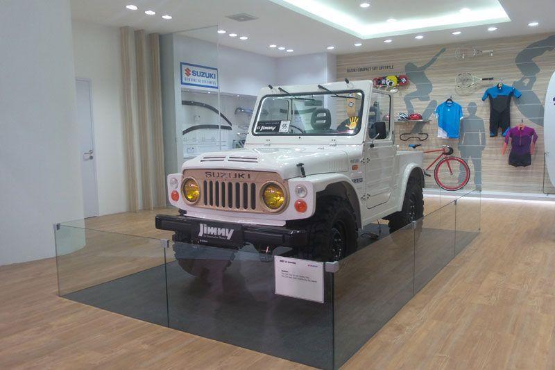 Mini SUV Jimny