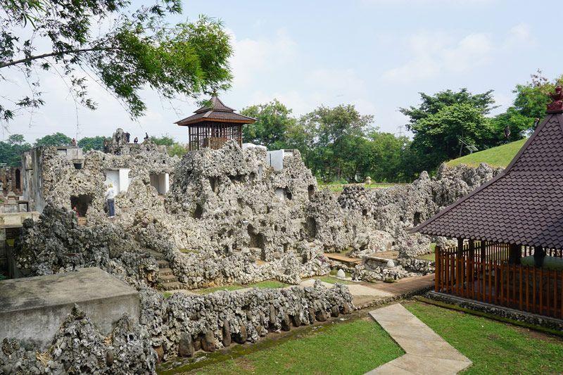 Taman Sari Gua Sunyaragi, Cirebon
