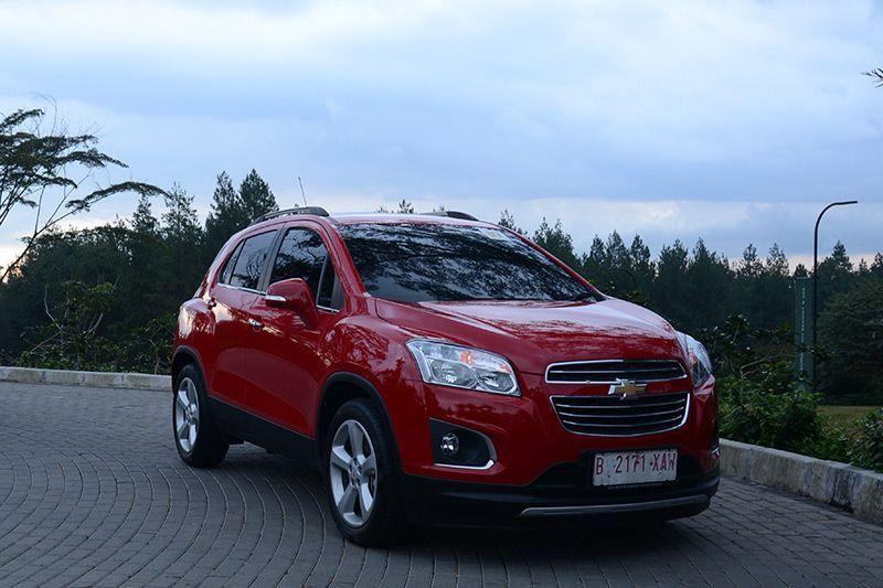 Chevrolet Trax Libas Medan Menanjak Dan Berliku Review Mobil