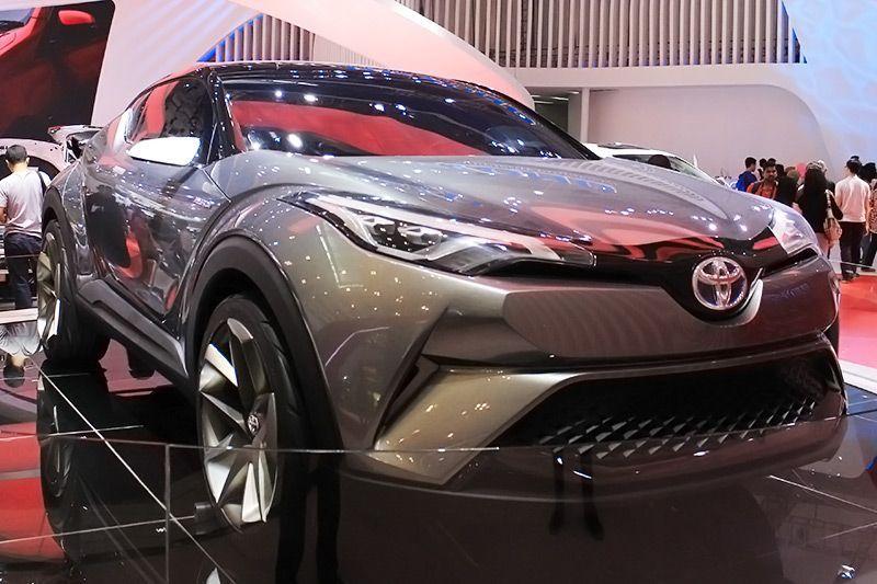 mobil Baru yang diluncurkan di 2017